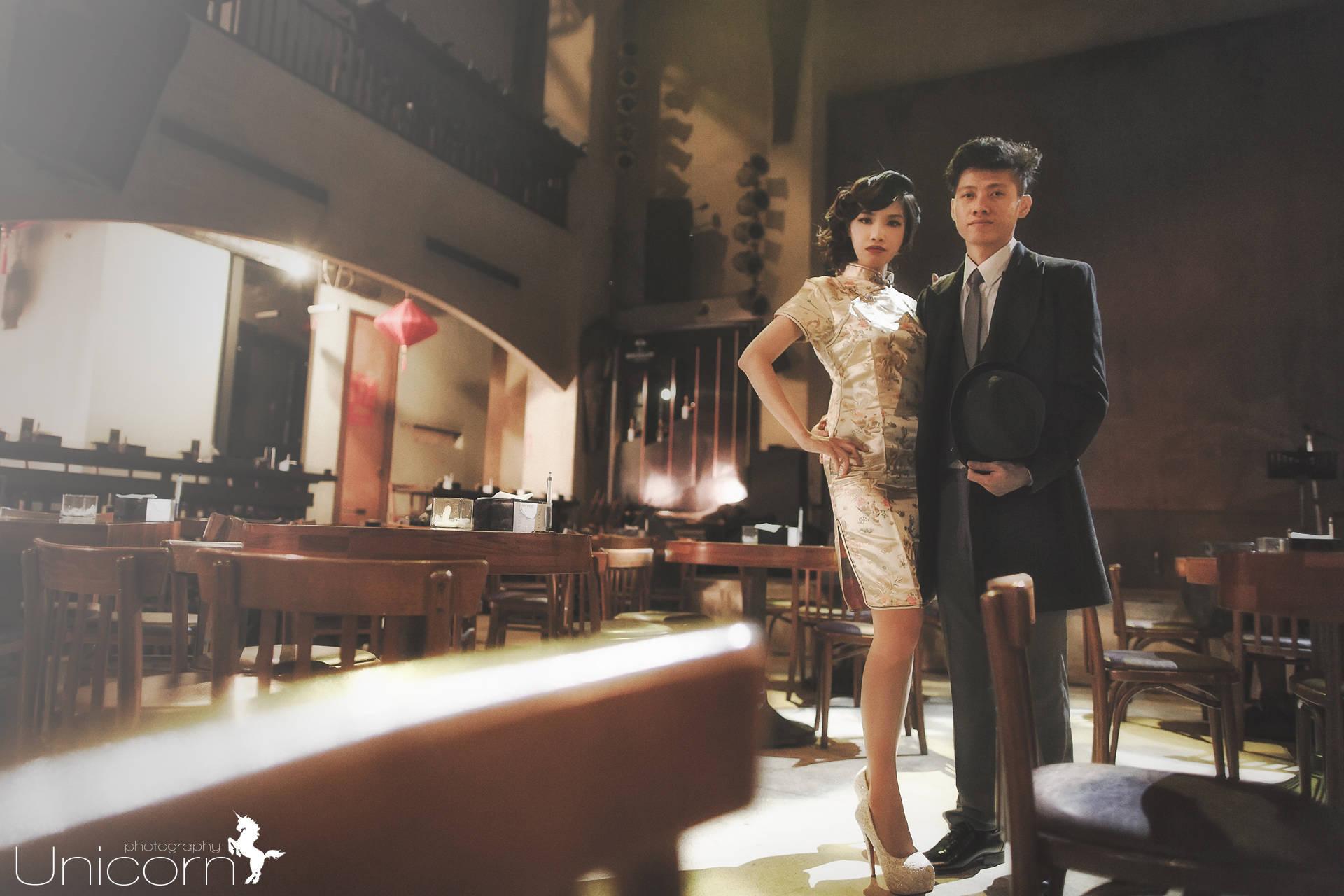 《Pre-Wedding》Jason & Mia 自助婚紗 / AMANKING