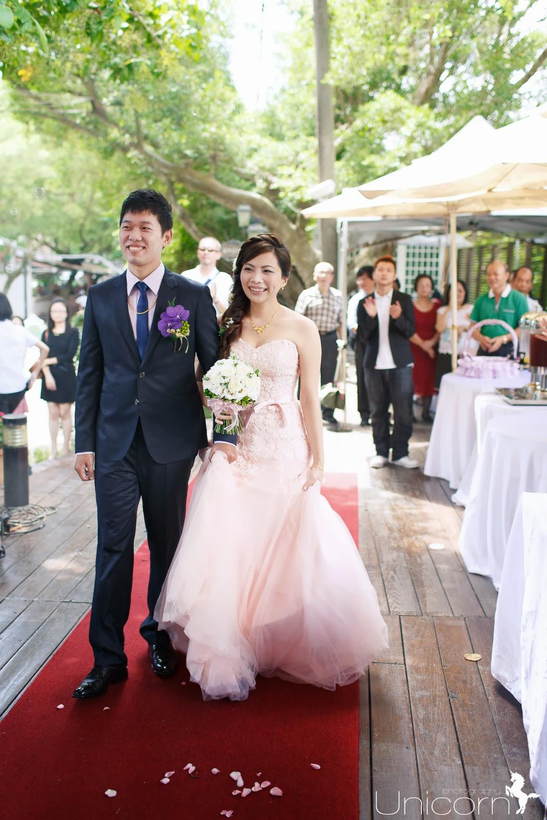 《婚攝》柏侃 & 韻如 / 青青食尚花園會館