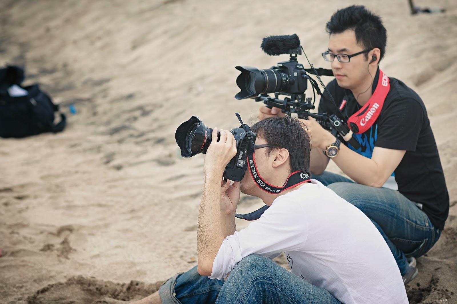 《婚攝行不行》為什麼要當婚禮攝影師?