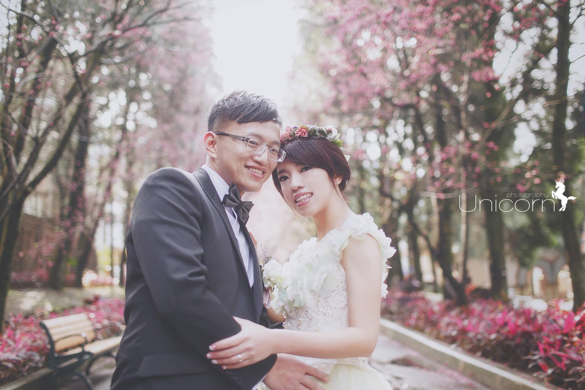 《結婚宴》冑亮 & 佩玲婚禮記錄 + 自助婚紗 / 九族文化村