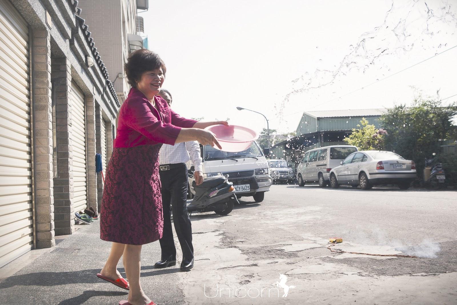 《迎娶》上恩 & 湘玲婚禮記錄 / 自宅迎娶
