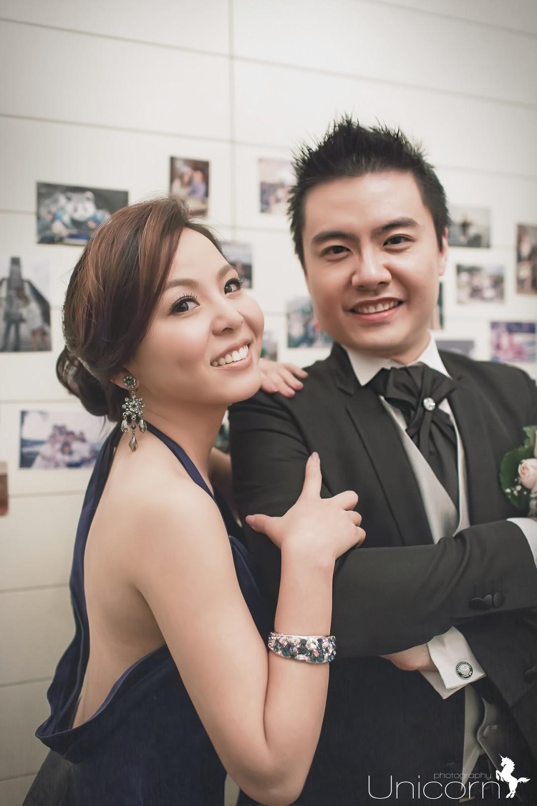 《結婚宴》DIEGO & IRENE 台北婚禮記錄 / 青青食尚花園會館