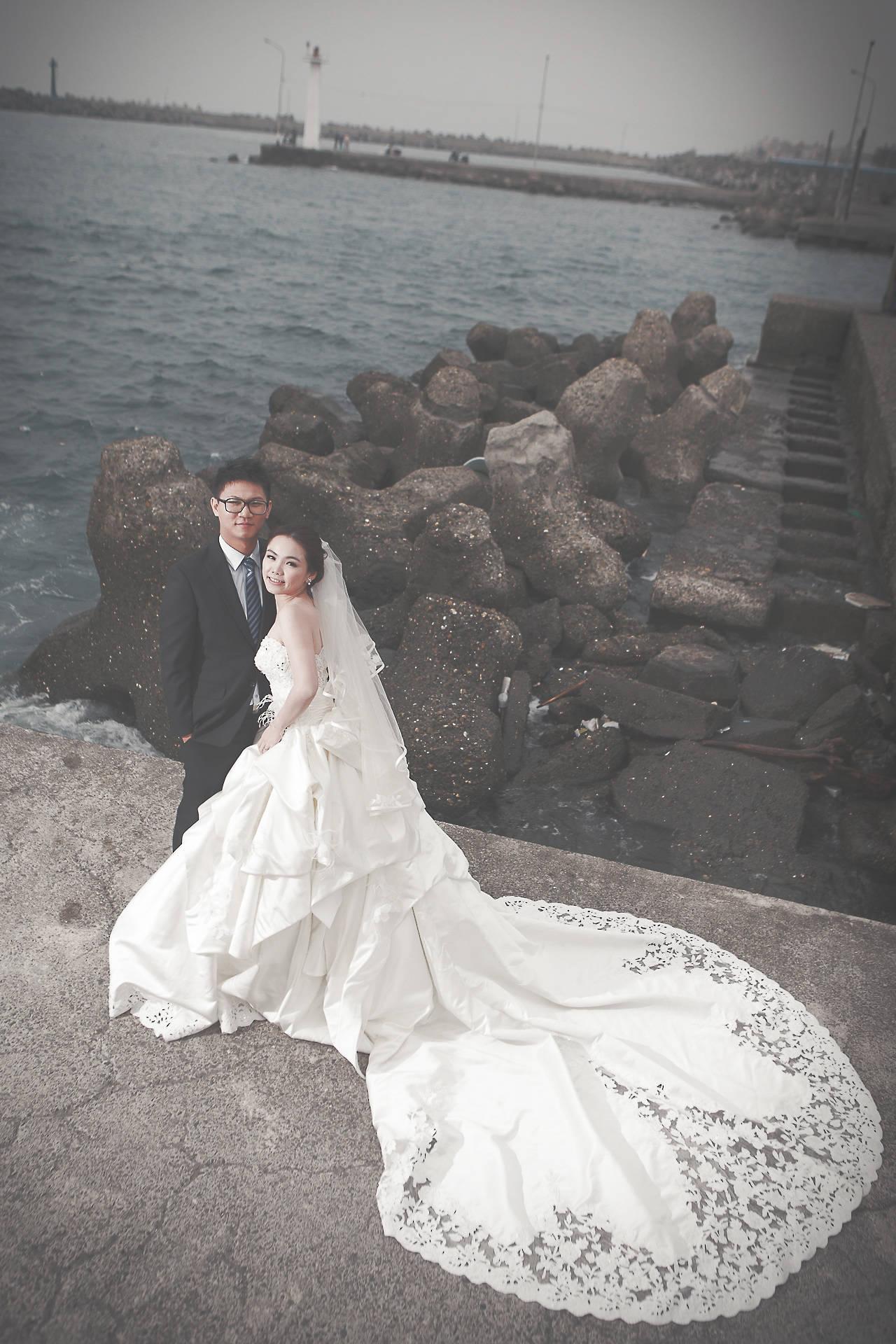 《結婚宴》耀庭 & 金旻婚禮記錄 / 自宅流水席