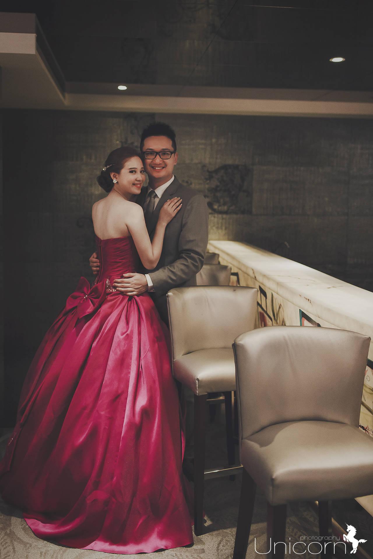 《婚攝》Mason & Emily / 高雄翰品酒店