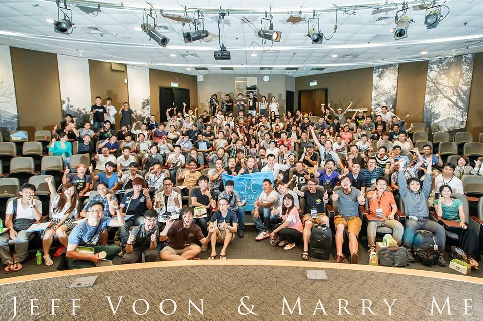 「態度」與「思想」成就進入國際的關鍵- Jeff Voon