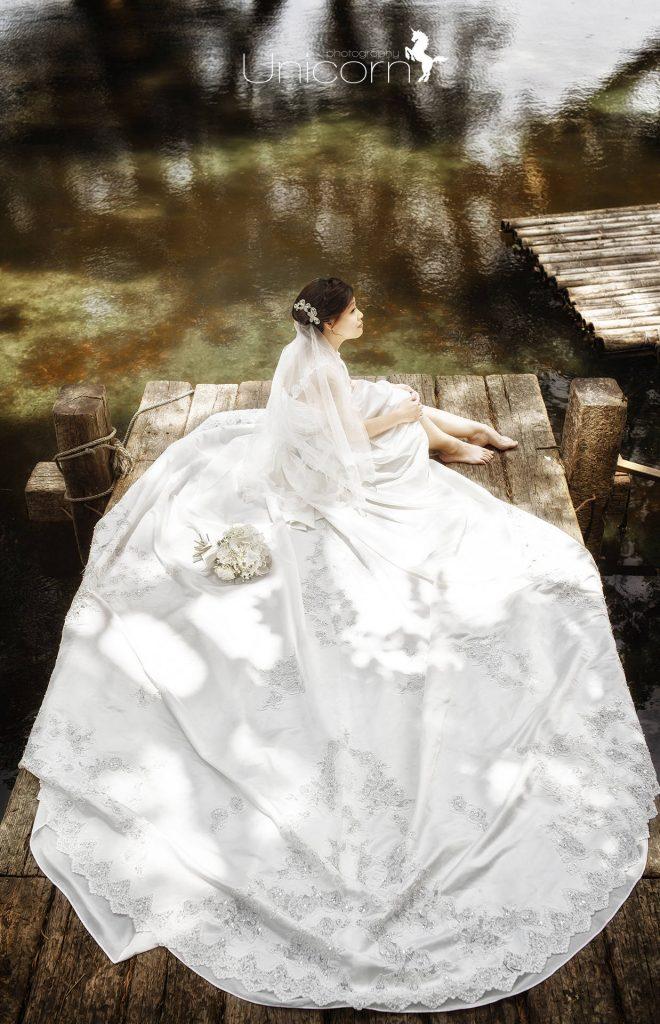 《Pre-Wedding》聖智 & 安芃 自助婚紗 / 陽明山真愛桃花源