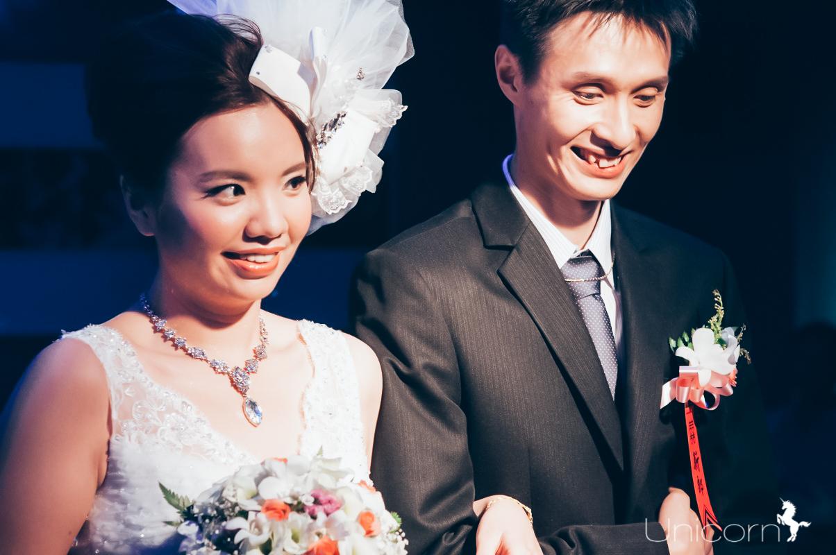 《婚攝章魚》小傑 & 小喬 / 錦家御宴