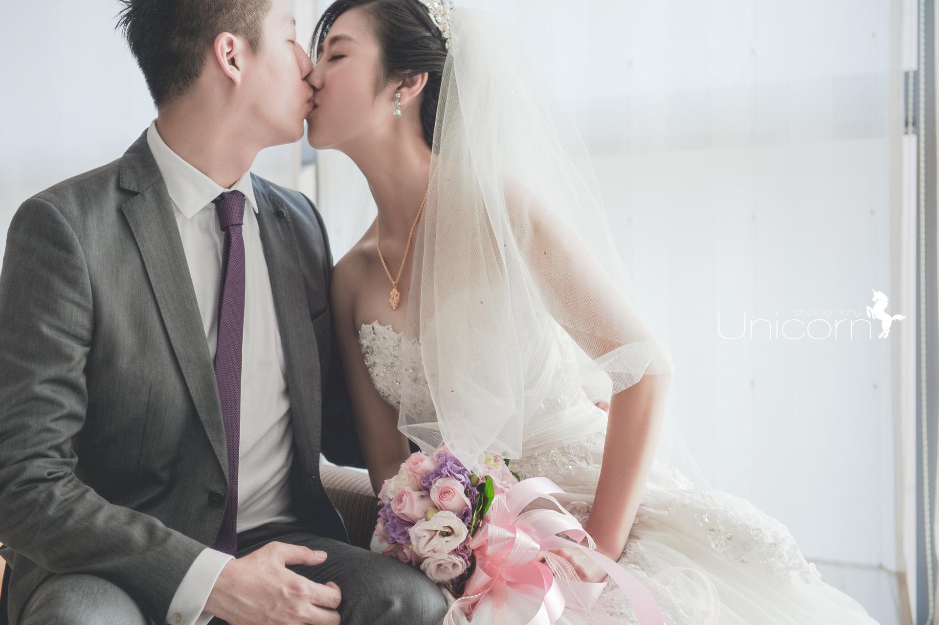 《婚攝》Bryan & Jenny / 台北六福皇宮