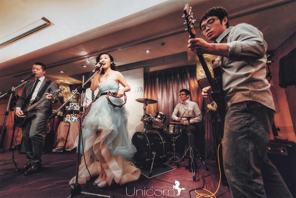 《結婚宴》Bryan & Jenny 婚禮攝影 / 台北六福皇宮