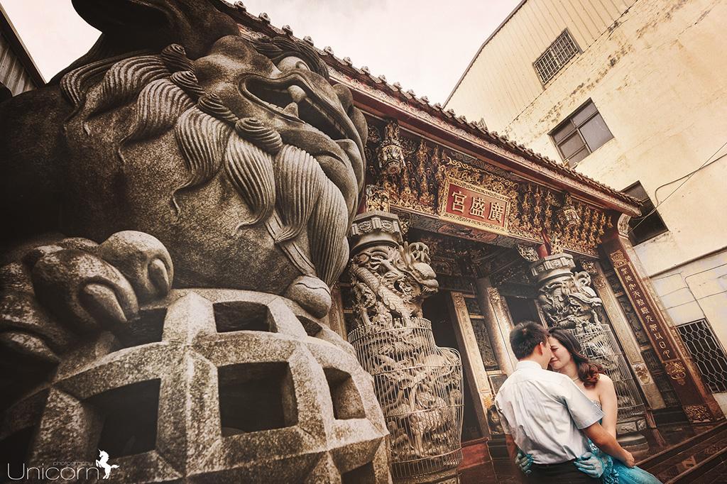 《結婚宴》小楊 & 牙牙婚禮攝影 / 南投集集鎮