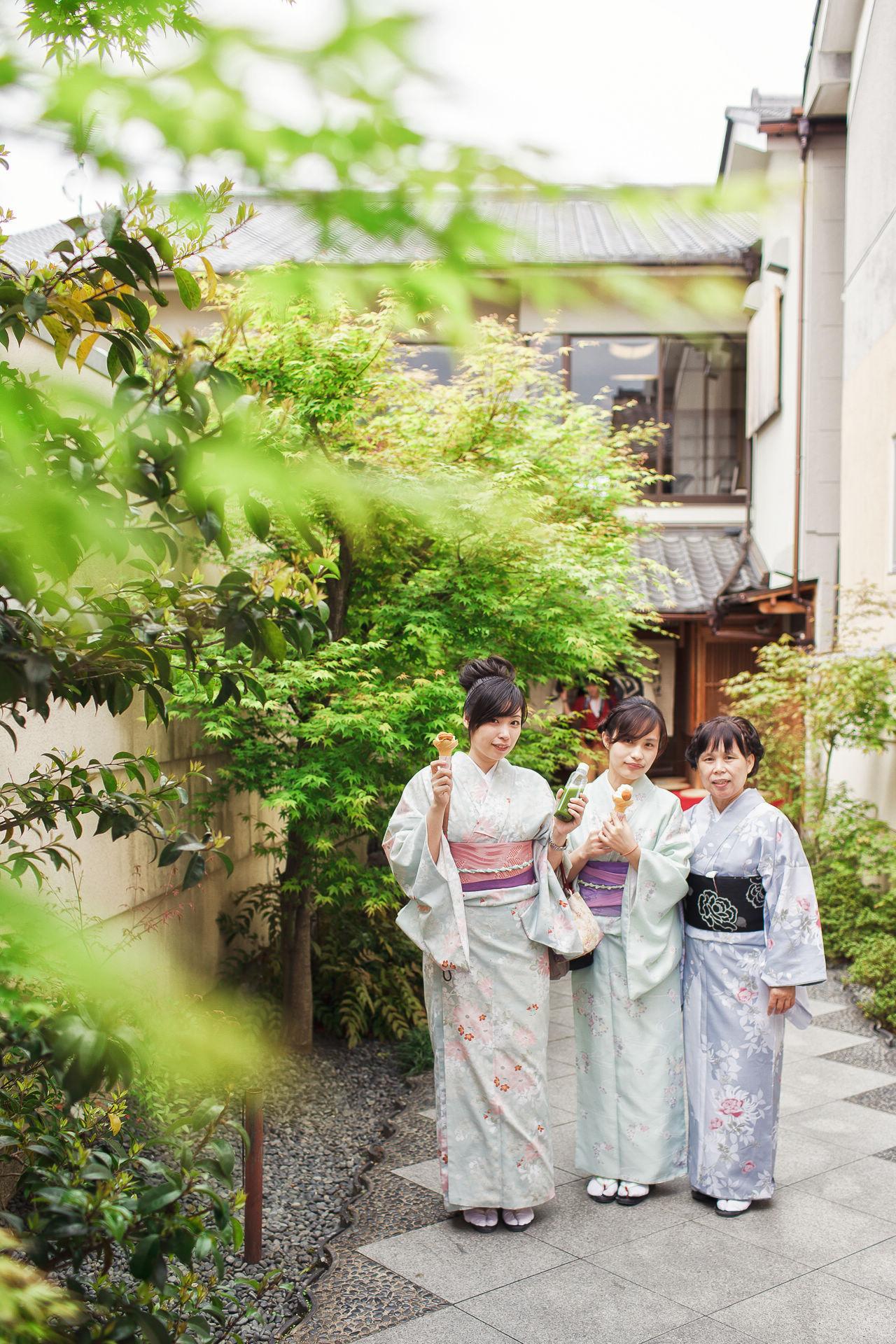【京都拍婚紗】景點 – 夢館和服體驗@清水寺