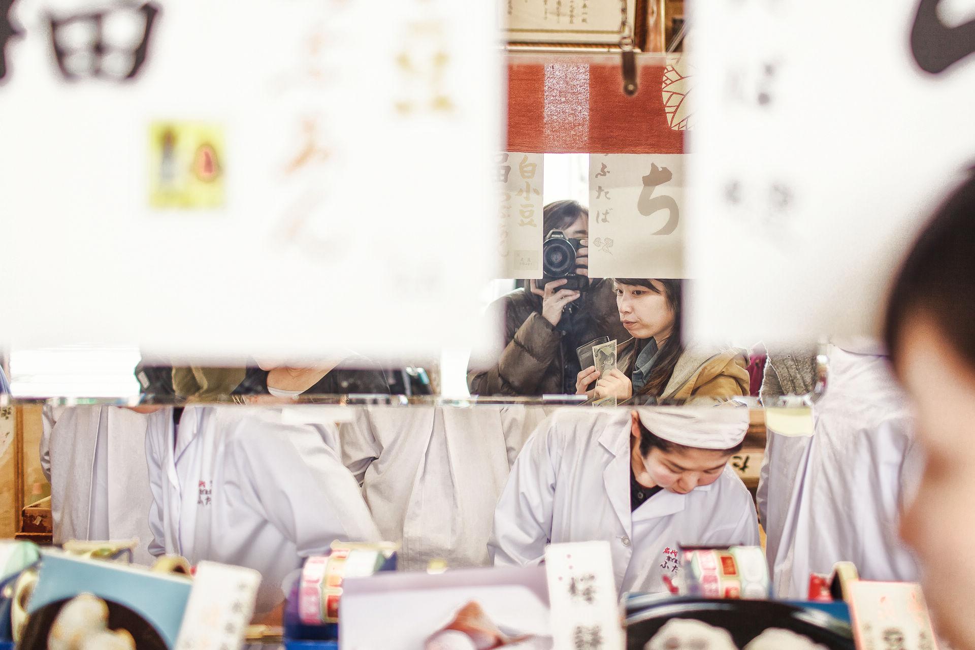日本京都|出町岡田商会|海外婚紗|櫻花季