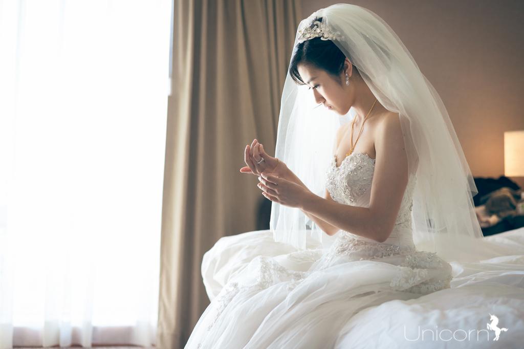 《婚攝一条》Bryan & Jenny / 六福皇宮