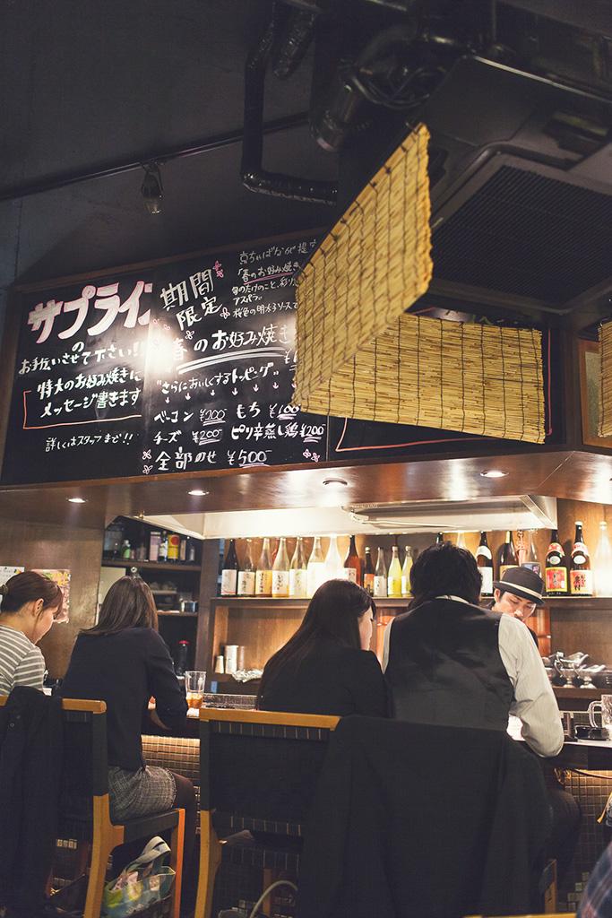 【京都拍婚紗】美食 – 道地日本居酒屋