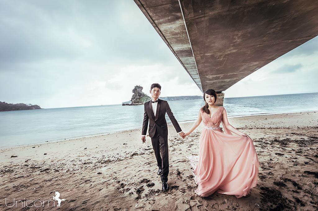 《婚紗攝影》威成 & 若華 自助婚紗 / 沖繩 Okinawa