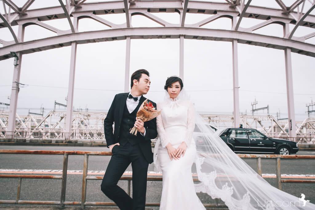 《海外婚紗》Edwin & Amier / 京都 Kyoto