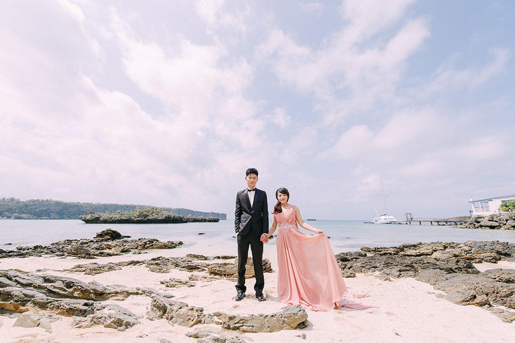 2015-沖繩海外婚紗-萬座海灘