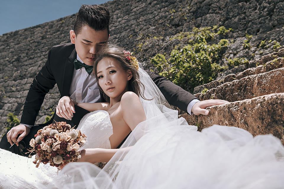 《海外婚紗》恩芸 & 豆豆 / 沖繩婚紗