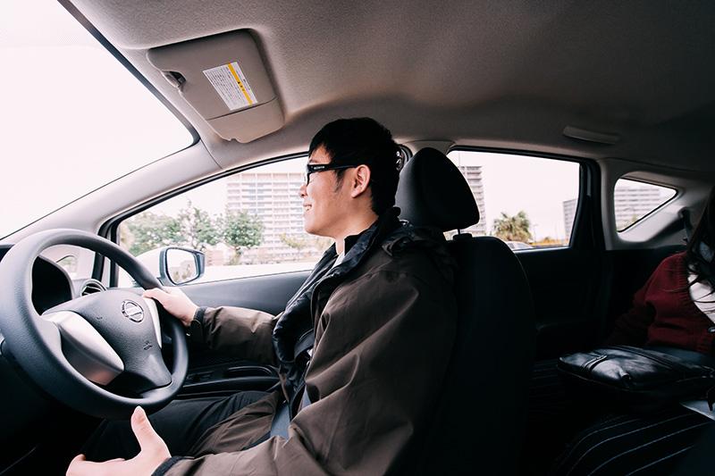 【來去沖繩拍婚紗】交通 – 自駕租車的樂趣