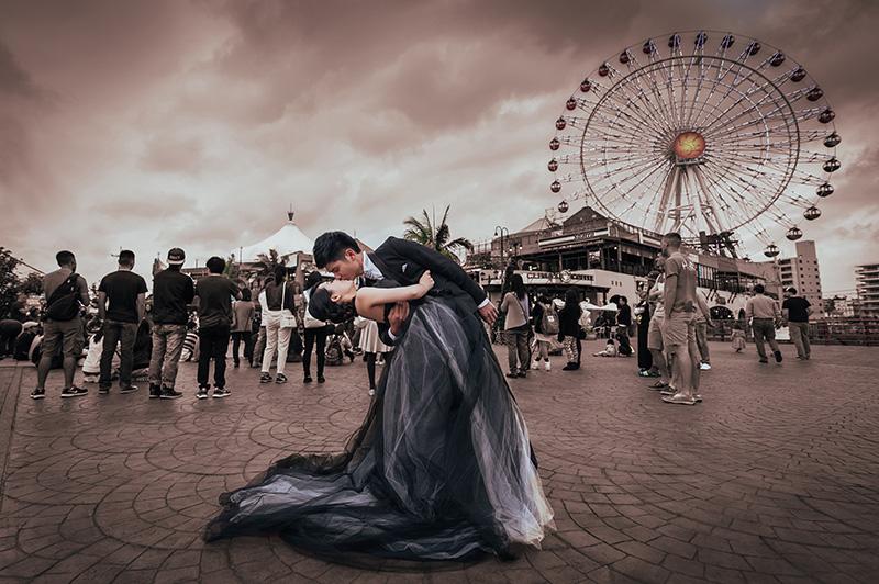 2015-沖繩海外婚紗-美國村