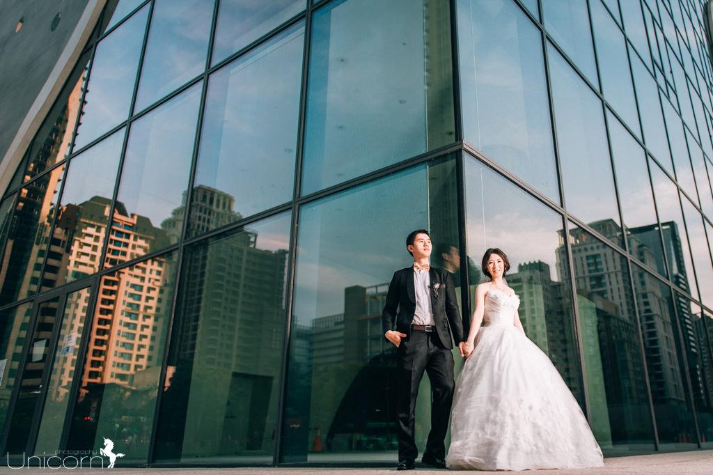 《婚紗》彥翔 & 佩瑜 / 臺中國家歌劇院