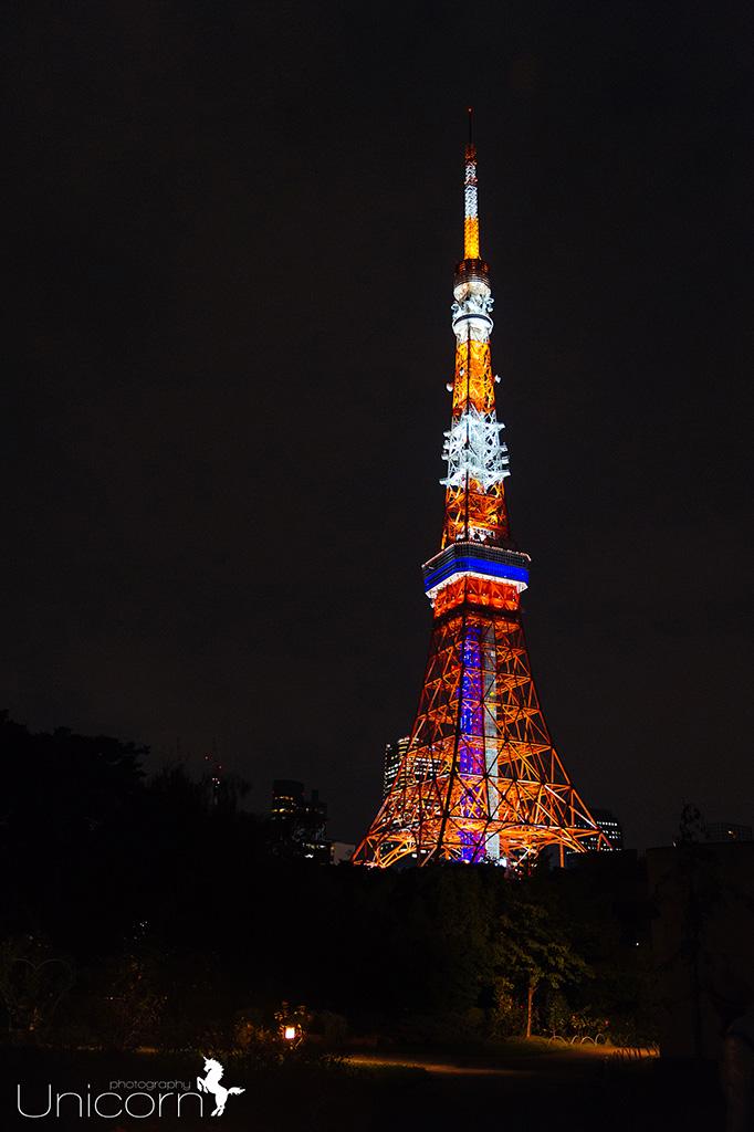 【東京拍婚紗】景點 – 東京鐵塔