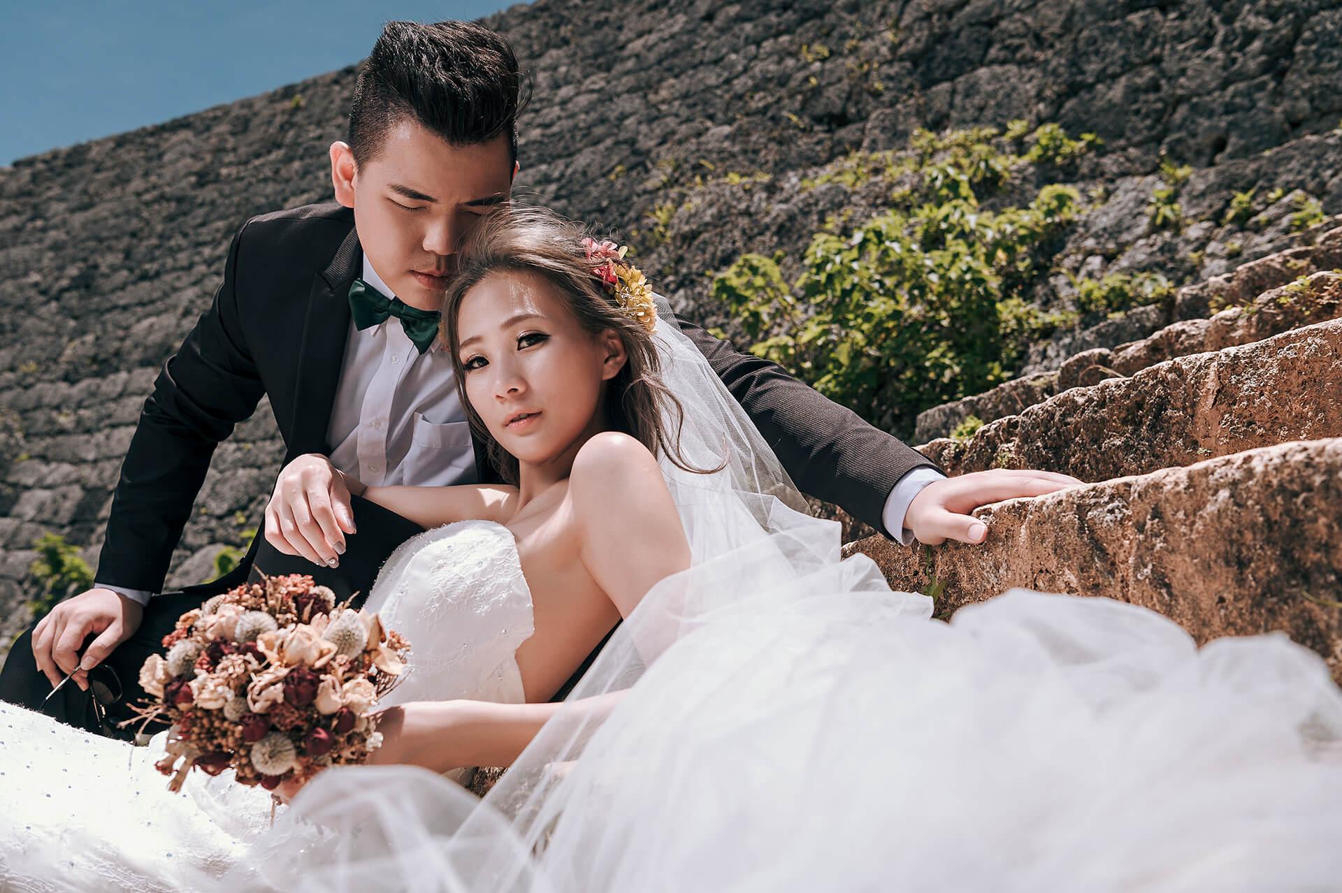Edwin Lin 海外婚紗風格 - After