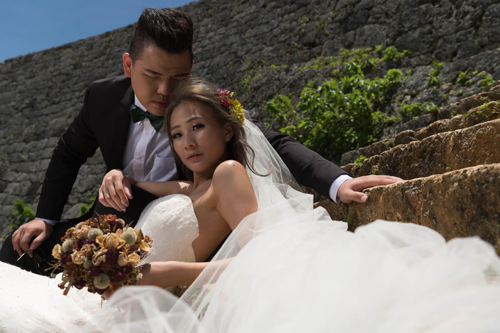 Edwin Lin 海外婚紗風格 - Before