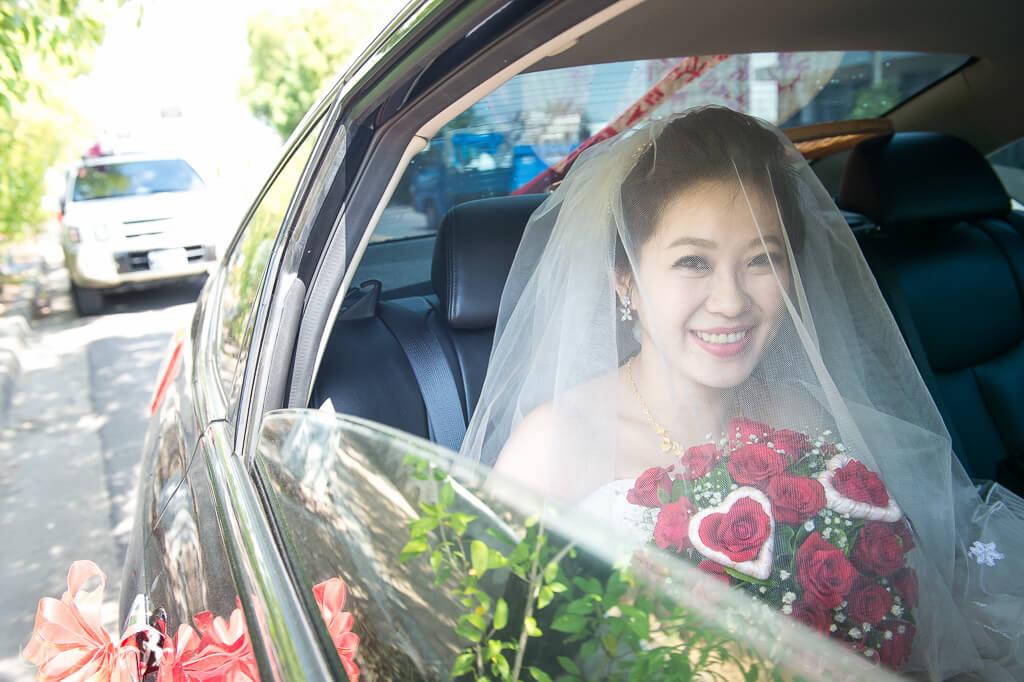 《婚攝一条》豐睿 & 忻妍 / 大里新口味餐廳