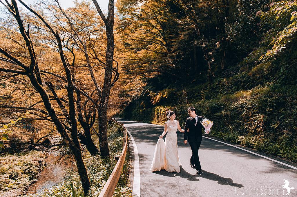 《海外婚紗》品翰 & 怡文 / 京都 Kyoto