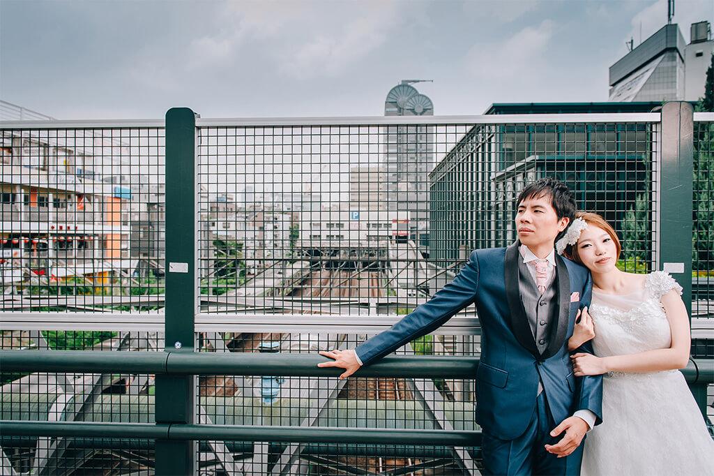 《東京婚紗》Benjamin & Sweely / 東京 Tokyo