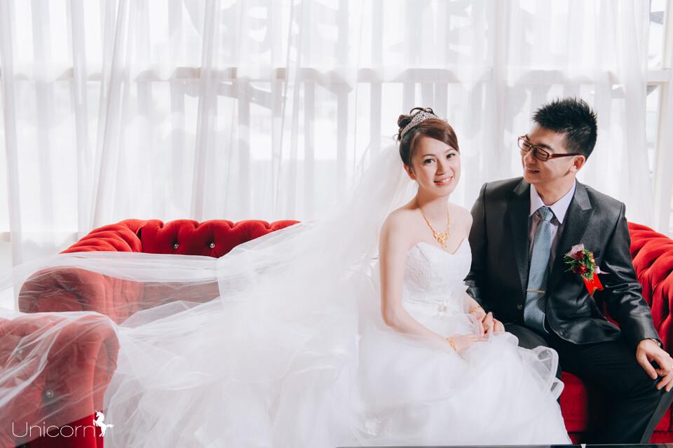 《婚攝》Max & Yumi / 大里菊園