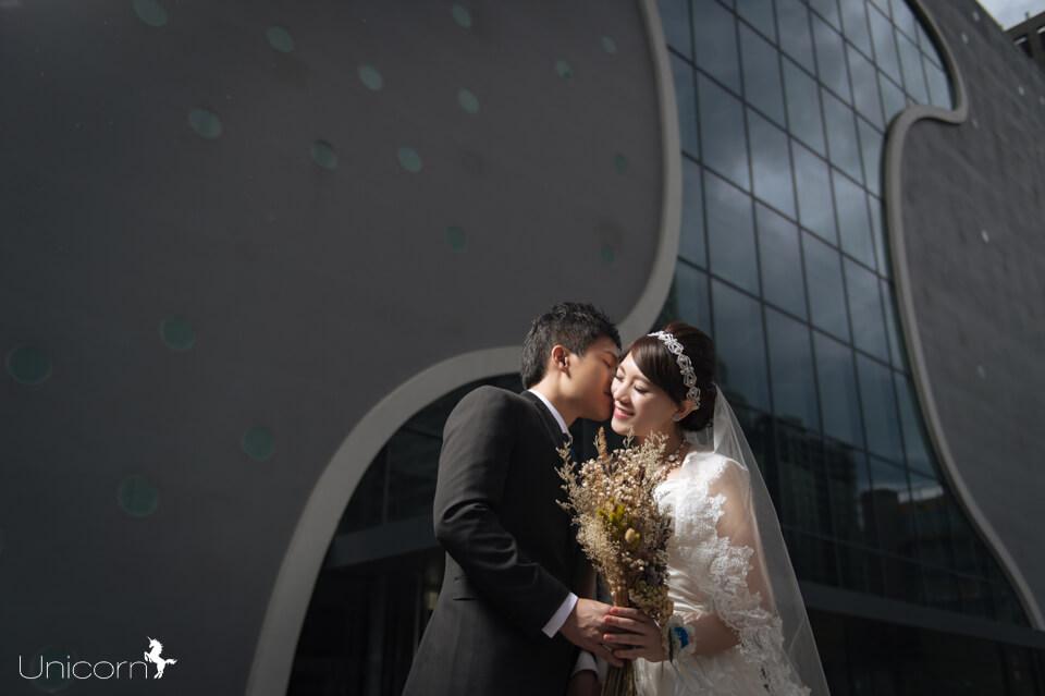 《婚紗》Kyle & Sharon / 新社古堡、國家歌劇院