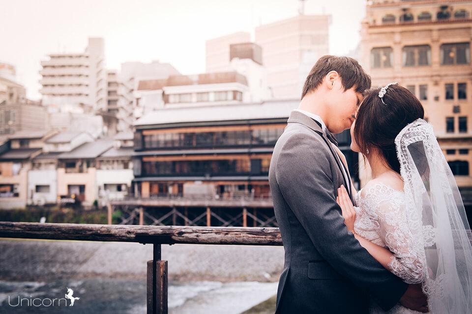 《海外婚紗》博超 & 資媚 / 京都 Kyoto