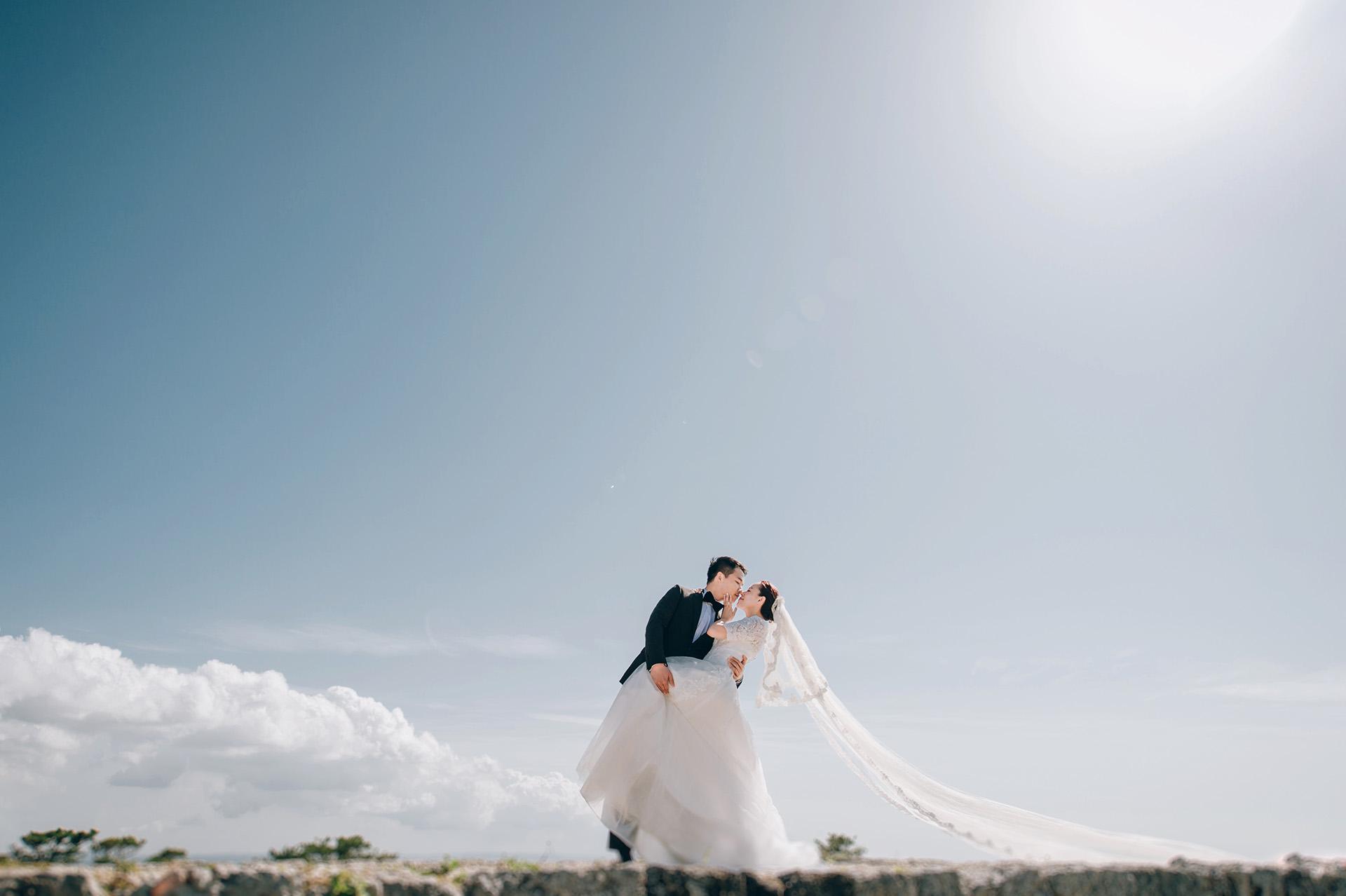 《海外婚紗》Jason & Alice / 日本沖繩 Okinawa
