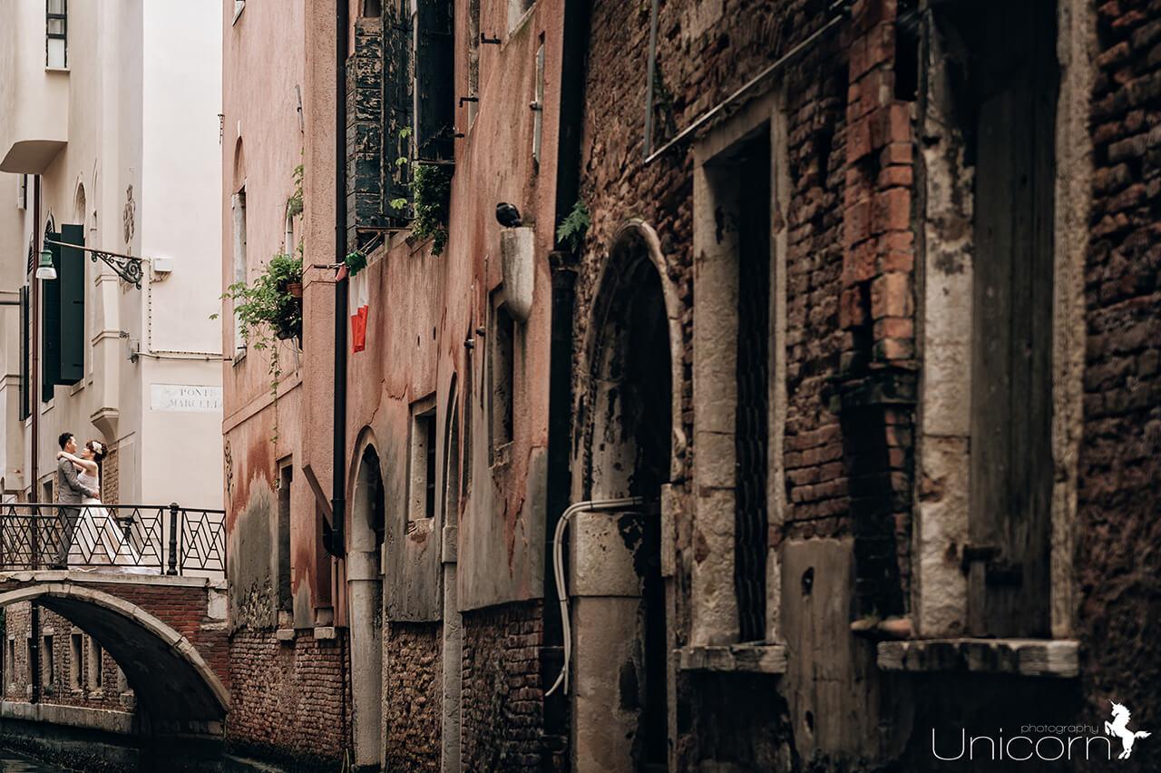 【來去義大利拍婚紗】景點 – 威尼斯水上都市