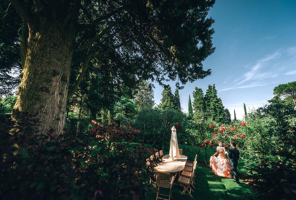 【來去義大利拍婚紗】景點 – 佛羅倫斯莊園