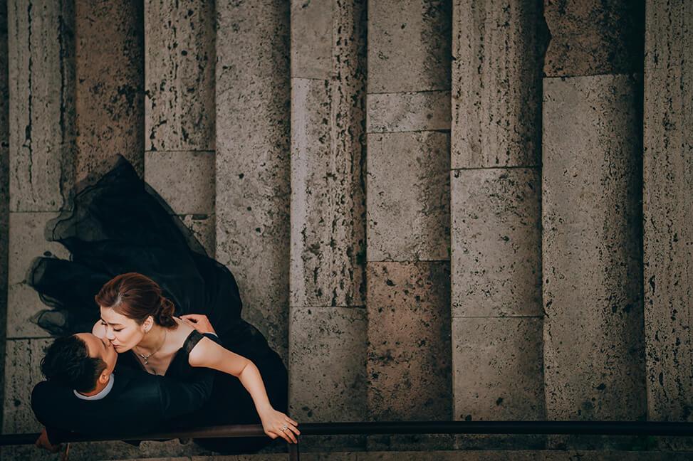 【來去義大利拍婚紗】景點 – 聖伯多祿鎖鍊堂