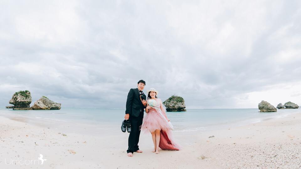 《海外婚紗》信宏 & 綠芳 / 沖繩 Okinawa