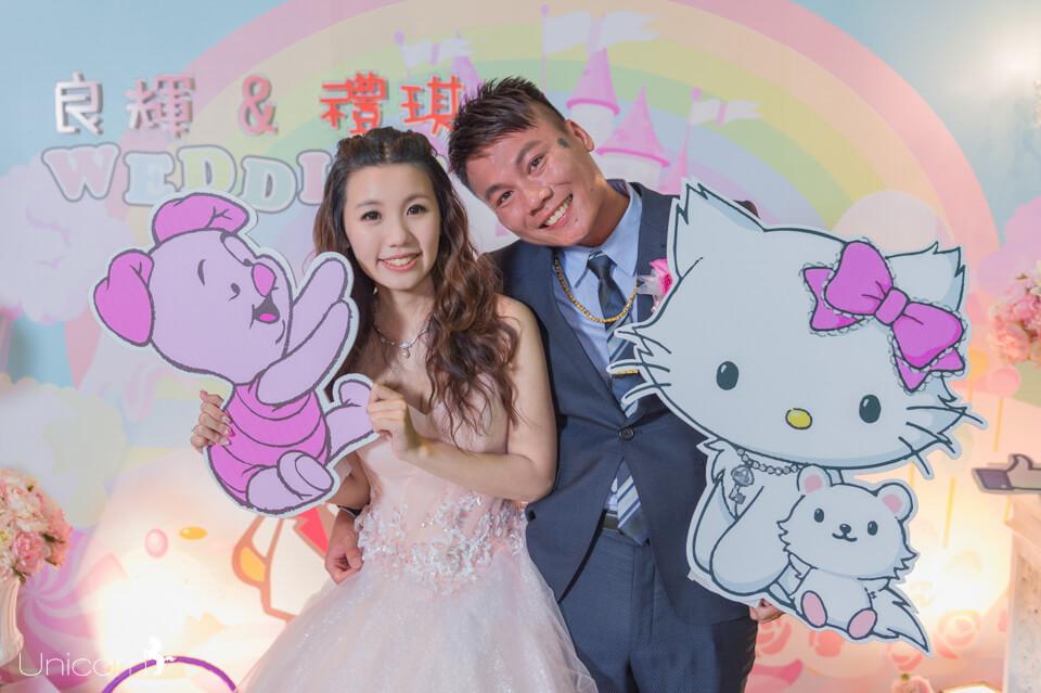 《婚攝 Kevin》良輝 & 禮琪 / 香蕉碼頭