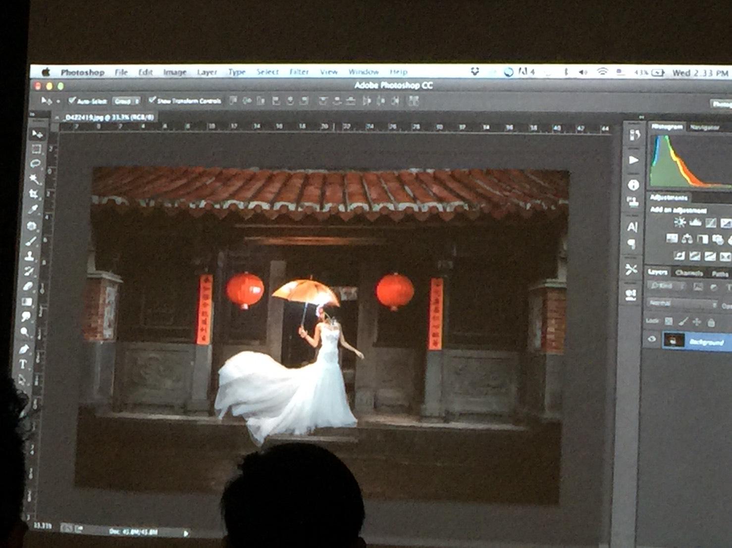 《派瑞的影像教室》婚紗人像精修課程推薦
