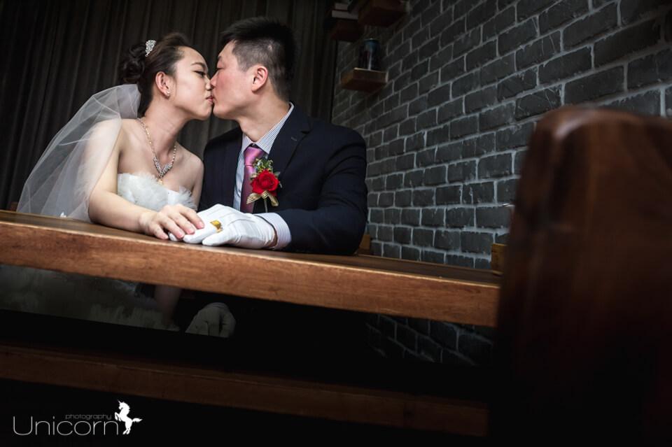 《婚攝一条》燿周 & 薇棋 / 食觀天下