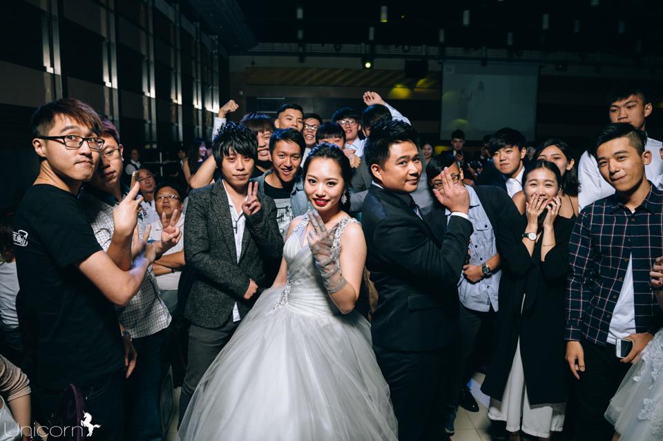 《婚攝Kevin》智堯 & 莛涵 / 來福星花園大飯店