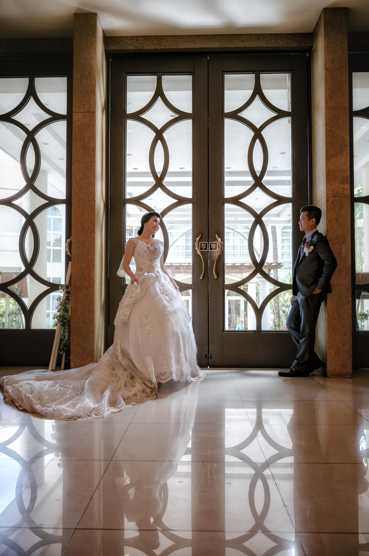 《婚攝加菲》宗修 & 非易 / 台南商務會館