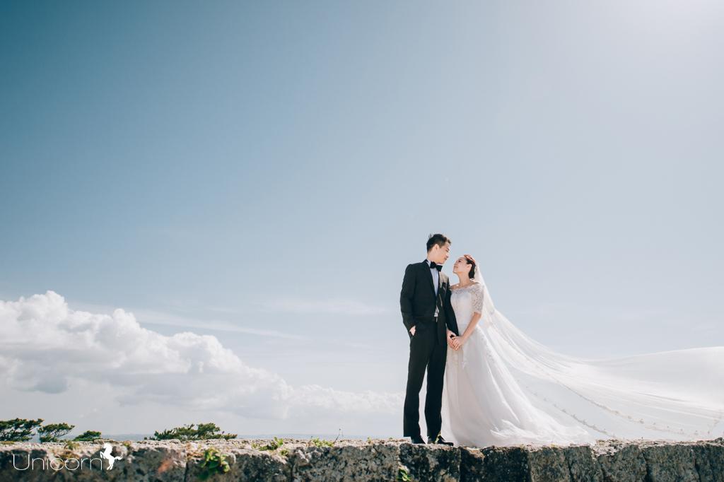 《海外婚紗》Jason & Alice / 沖繩 Okinawa