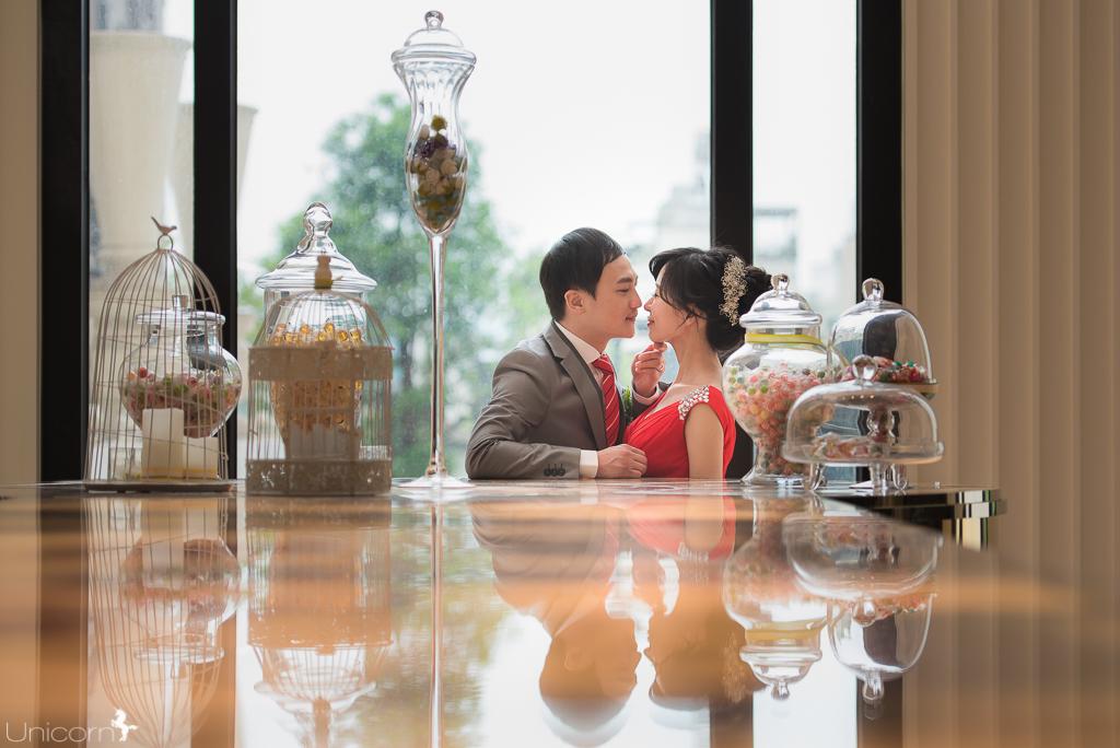 《婚攝阿信》漢璽 & 宇婷 / 林酒店 The LIN