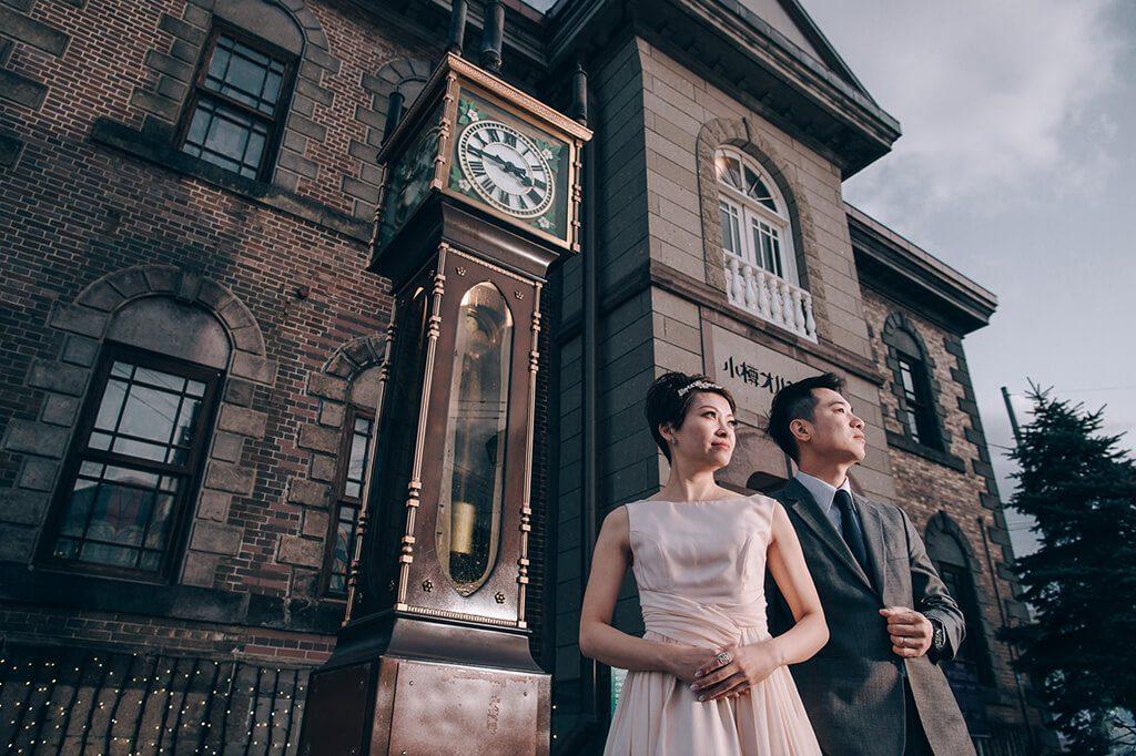 日本北海道海外婚紗方案 | 獨角獸婚禮攝影團隊