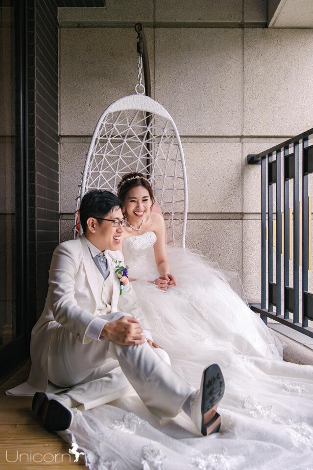 《婚攝加菲》泰元 & 婷筠 / 新莊典華