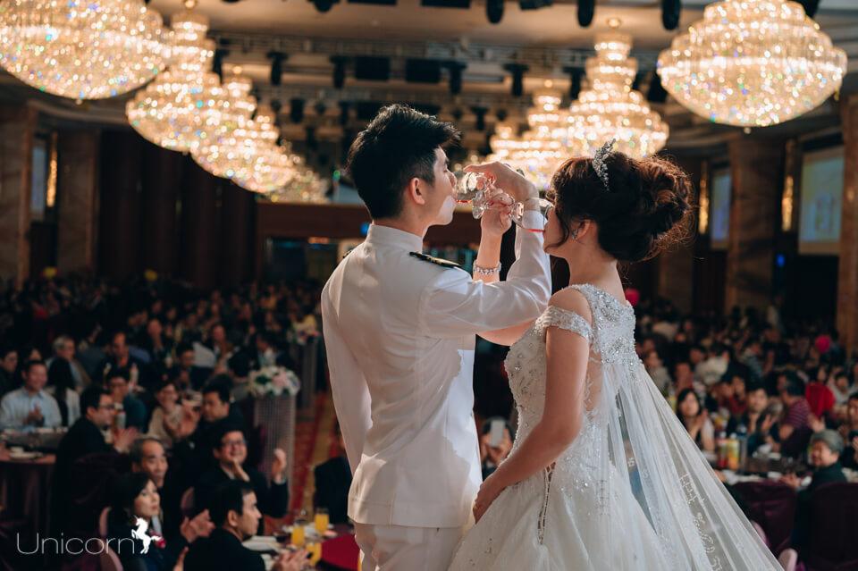 《婚攝Kevin》伊成 & 敏如 / 海寶國際大飯店