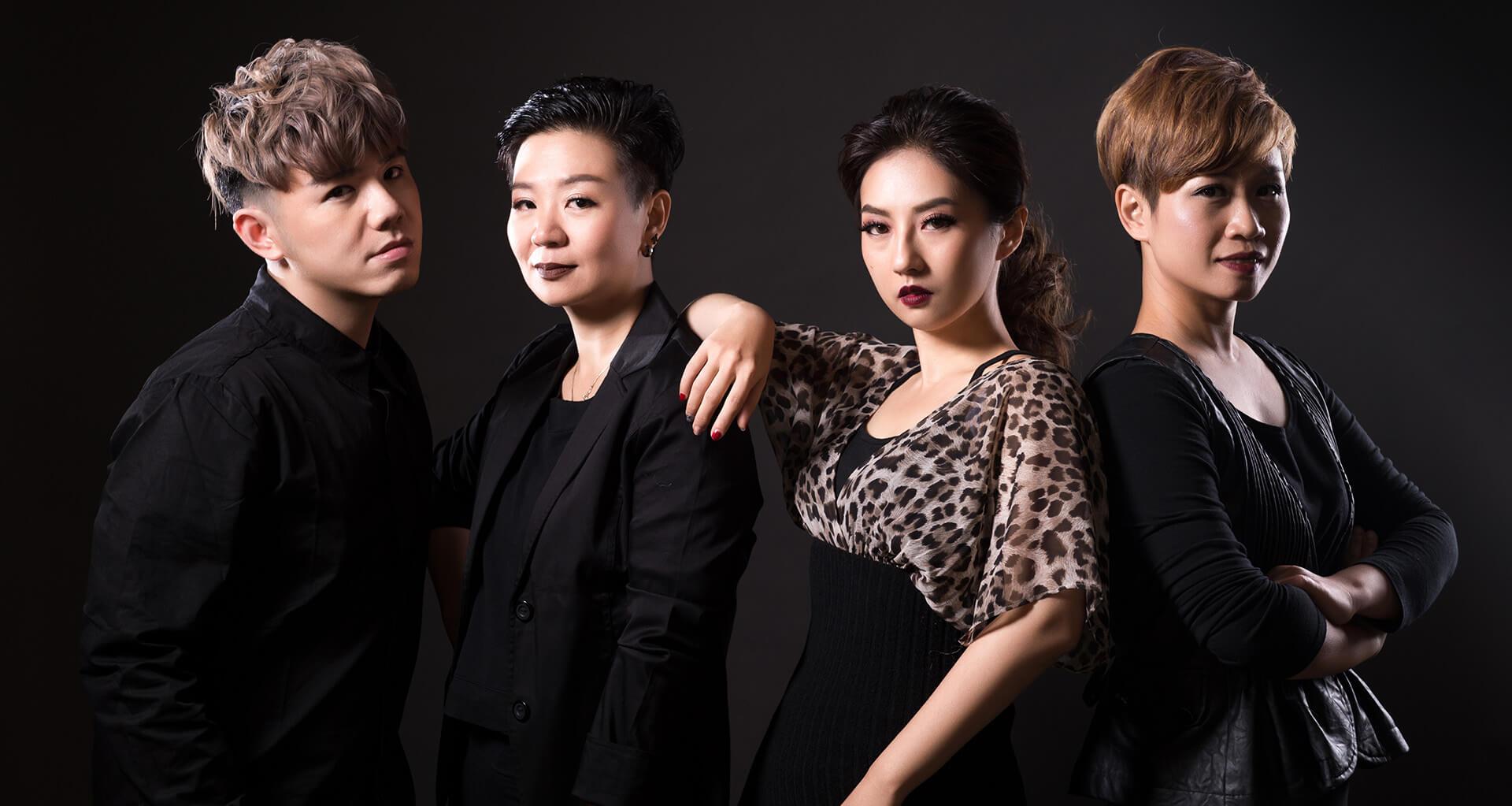 台中新秘 | 新娘秘書 | 新秘推薦 - 獨角獸婚禮團隊